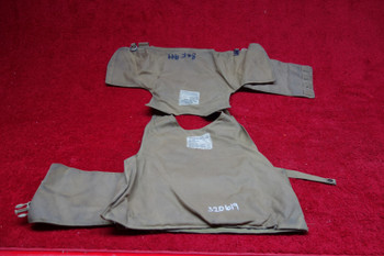 Small Arms Protective 30003/3561AS502-3, 4Z048 Body Armor, Size Large PN PRU-70/P22P-18(V)