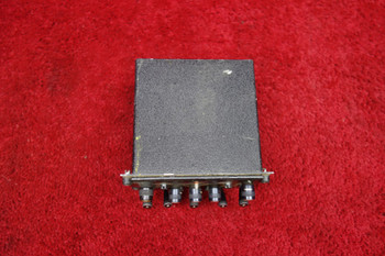 Aircraft F.C.S. Engine Switch Panel PN 418-00237-012