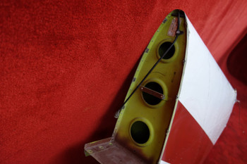 Piper PA-23-250 Vertical Fin PN 16200-15, 16200-015  (CALL OR EMAIL TO BUY)