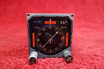 Collins 331A-6P Course Indicator 26V PN 787-6385-002