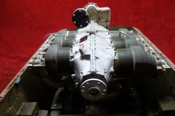 Continental Motors Corp O-470-15 Engine (EMAIL OR CALL TO BUY)