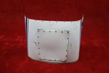 Piper PA-23 LH Engine Center Nacelle PN 33049-00, 33049-000 (EMAIL OR CALL TO BUY)