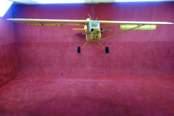Piper PA-18 Cub Model Airplane (EMAIL OR CALL TO BUY)