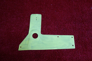 Beechcraft 33, 55, T-42A RH  Lower Front Wing Cover PN 35-105005-9, 000-100100-2