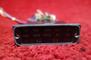 King Radio Corp KA285 Annunciator Panel 14V PN 065-0032-00