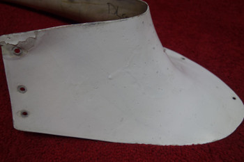 Piper PA-23 RH Outboard Nacelle Fairing PN 16777-01, 16777-001