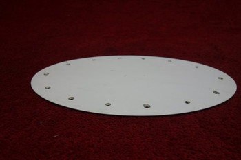 Bombardier Learjet Access Door Fuel Panel PN GM119-1501-3-901, GM116-1551-3