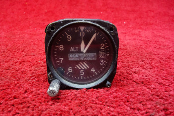 Aircraft Inst & Development Altimeter PN 13-3106-2
