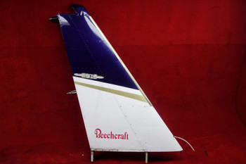 Beechcraft T-42A Cochise 95-B55B Vertical Stabilizer PN 96-640000-606 (EMAIL OR CALL TO BUY)