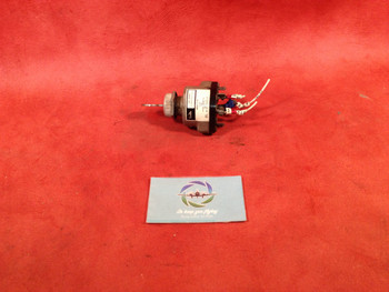 Cessna King Ignition Switch with Key, PN C292501-0101
