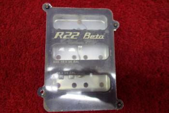Rochester Gauges Inc. 6247-00326 Instrument Cluster Case 14V PN B-144-3