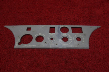 Israel Aircraft Industries Westwind 1124 Instrument Panel 883772-1