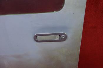 Beechcraft 76 Duchess Baggage Door PN 169-430015-59 (CALL OR EMAIL TO BUY)