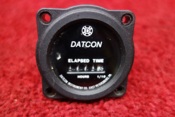 Datcon Instrument 773UT Hourmeter Indicator PN 56194-00