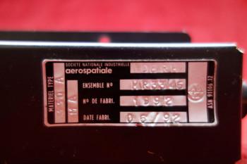 Aerospatiale 330A Control Box PN MR3346