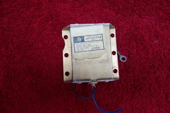 Cessna, Electrodelta Voltage Regulator 28V PN C611004, VR-500