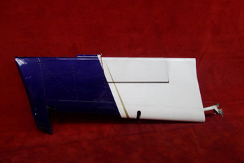 Beechcraft E55 Baron Rudder w/ Trim Tab PN 96-630000-639  (EMAIL OR CALL TO BUY)