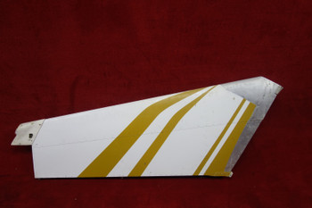 Cessna 150 Vertical Fin w/ Cap PN 0431004-2 (CALL OR EMAIL TO BUY )
