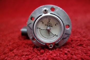 Beechcraft Fuel Quantity Transmitter Gauge PN 002-381002-9