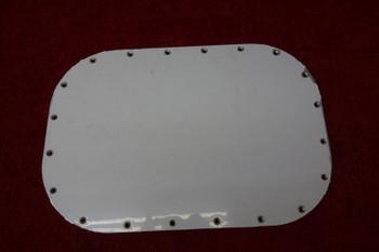 Aircraft Access Door Fuel Panel PN GD246-4310-1