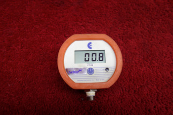 Barfield, Cecomp Electronics 0-199.9 Digital Pressure Gauge PN 304-00006