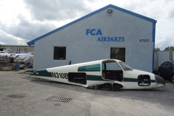 1971 Cessna 310 Fuselage (CALL OR EMAIL TO BUY)