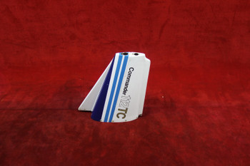 Rockwell Commander 112TC Tailcone Stinger PN 43367
