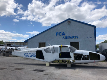 Piper PA-23-250 Aztec Fuselage (CALL OR EMAIL TO BUY)