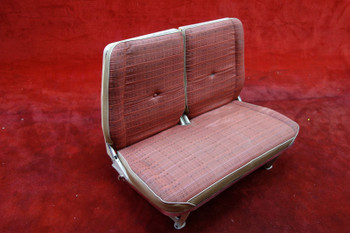 Cessna 172 Rear Split Back Bench Seat (EMAIL OR CALL TO BUY)