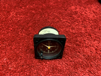 Mid Continent Instruments Quartz Clock 12/32V PN MD-889