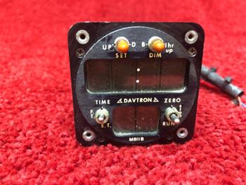Davtron 811B Clock 14V