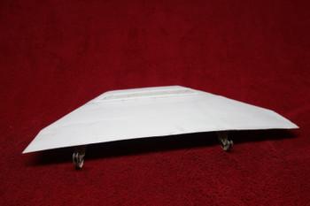 Beechcraft 95 Travel Air RH Outboard Main Landing Gear Door PN 35-815055-65, 35-815055-213