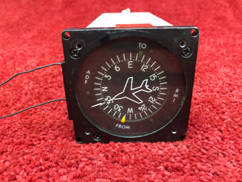 Bendix 551A ADF Servo Amp Indicator PN  1U027-01