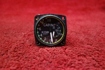U.M.A., Inc. Cabin Altitude Differential Pressure PN 50589, 11-205-1