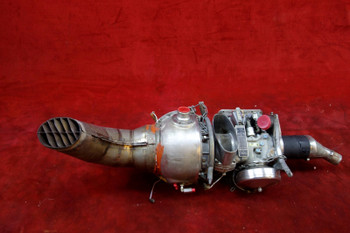 Sundstrand T-62T-39 Titan Gas Turbine APU Engine PN 910495C94 (EMAIL OR CALL TO BUY)
