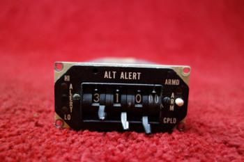 ARC AA-801A Altitude Alerter 28V PN 43310-0000