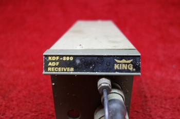 King KDF-800 ADF Receiver 27.5V PN 066-1016-01