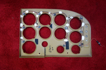 Cessna LH Instrument Panel
