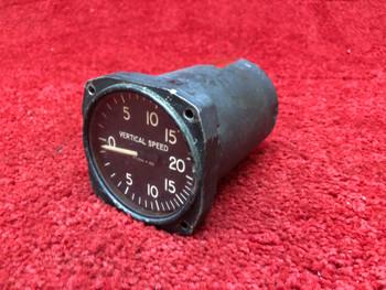 Pioneer AS394 Vertical Speed Indicator PN 1636-B1