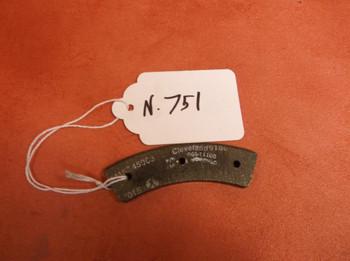 Cleveland Brake Lining P/N 066-11100