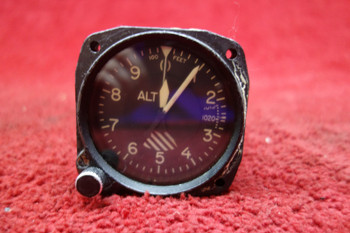 Aircraft Instrument & Development Altimeter PN 13-2000-1