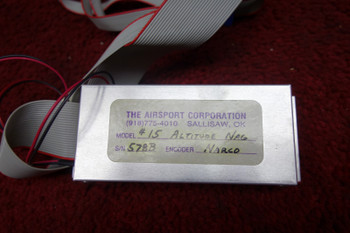Narco, The Airsport Corporation 15 Altitude Navigation Encoder