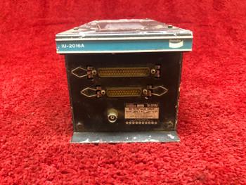 Bendix IU-2016A Interface Unit 14/28V PN 4000984-3005