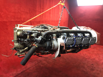Lycoming IO-720-B1BD Engine (CALL OR EMAIL TO BUY)