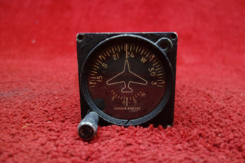 Gyrosyn Induction Compass Indicator PN 653894-2