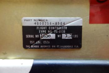 Bendix FC-813B Flight Controller PN 4006868-0501, 400256-8504