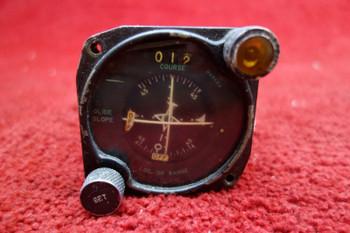 Bendix Glide Slope/Course Of Range Indicator PN 7204-1D-9-C1, MN-97HOMNI-MAG