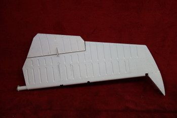 Beechcraft 95 Travel Air Rudder w/ Trim Tab, PN 95-630005-601, 95-630005-1 (EMAIL OR CALL TO BUY)