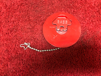 Gabb Fuel Cap PN 37810-1, 96-380035-31