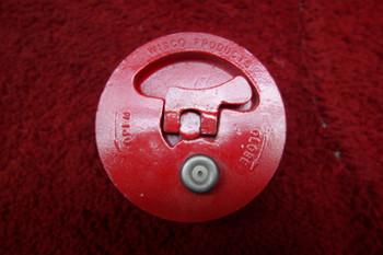 Wisco Vented Fuel Cap PN C156001-0106, C156001-0110